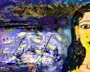 Compromiso con la historia - Obra Digital + escáner, Isabel Aranda.