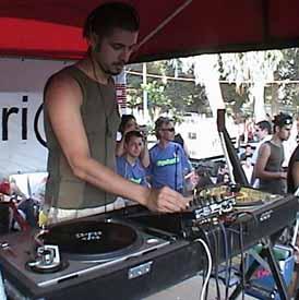 Festival Techno - Parque O'Higgins