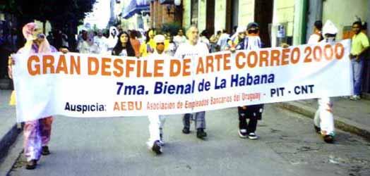 SEPTIMA BIENAL DE LA HABANA, 2000