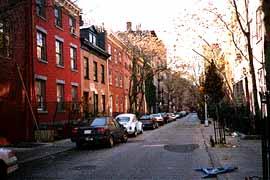 Una calle en Chelsea