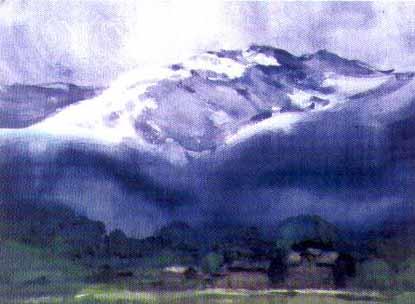 Cordillera Sur de Chile