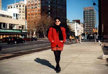 Marilen Vivanco en New York