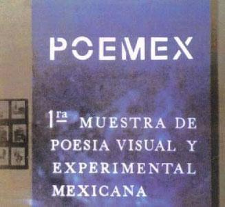 Sección mexicana de la primera bienal.