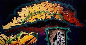 GRAFFITI  DE DURO 3 X
